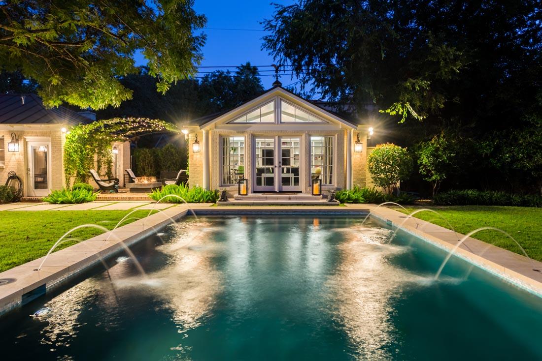 Pool House Oasis 1