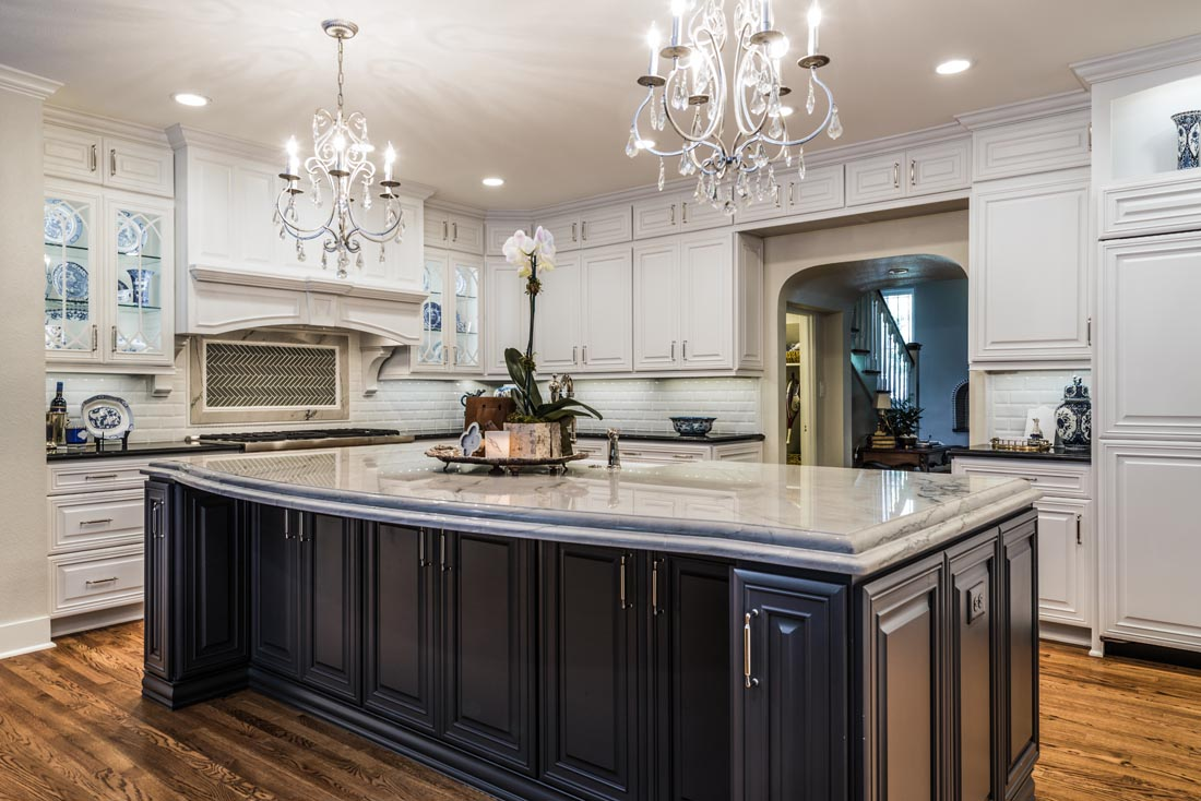 Upscale Luxurious Kitchen 1
