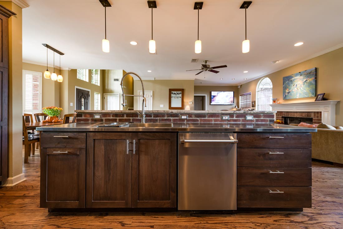 New Orleans Style Chef S Kitchen Bobo Design Build