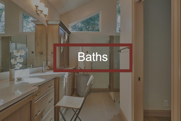 bath remodeling and construction