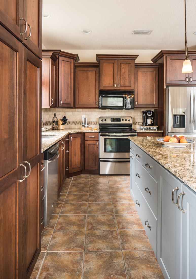 Functional Family Kitchen 4