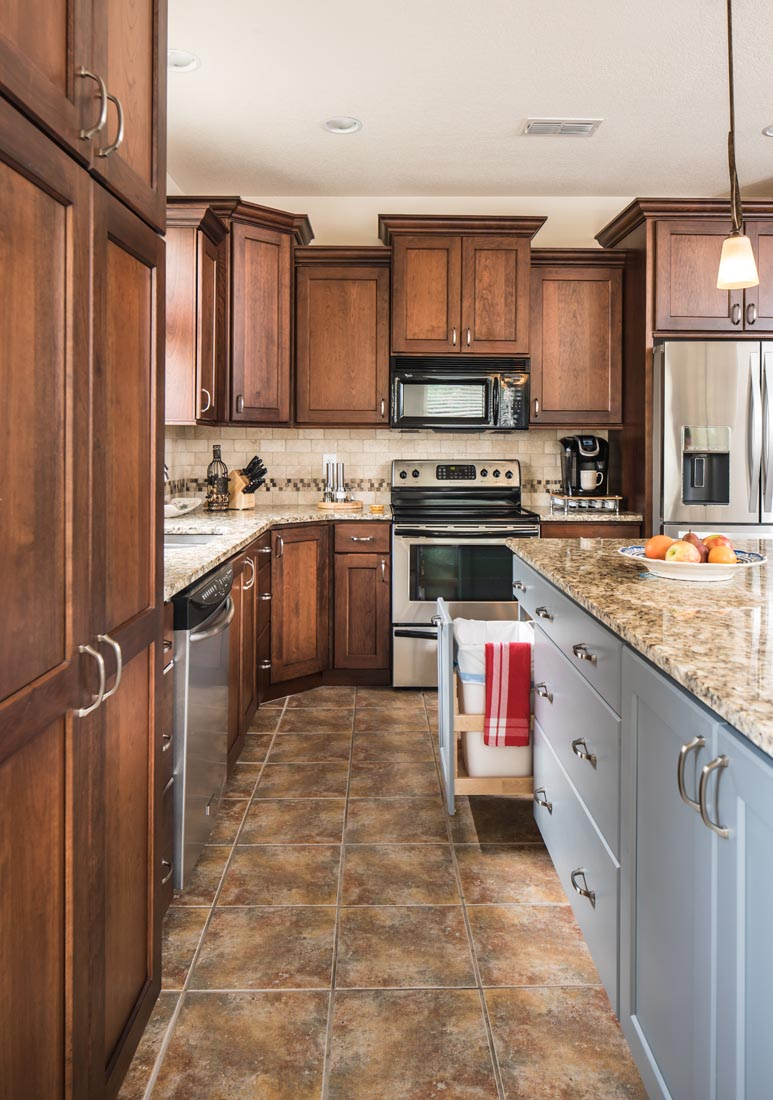 Functional Family Kitchen 5