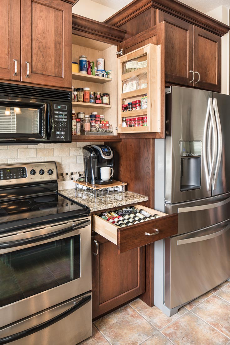 Functional Family Kitchen 6