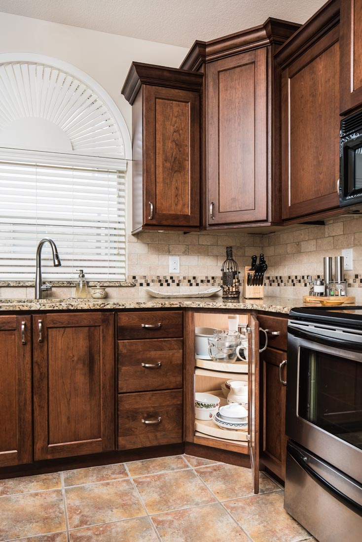 Functional Family Kitchen 8