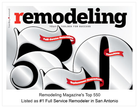 Bobo Construction 550 remodeling magazine award winner